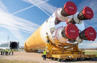 """""""мега-ракета"""" НАСА, SLS"""