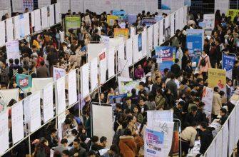 Китай безработица