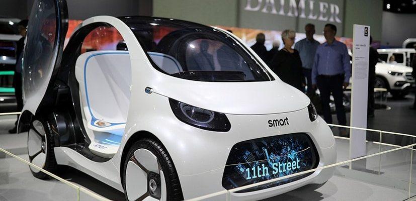Smart Mercedes