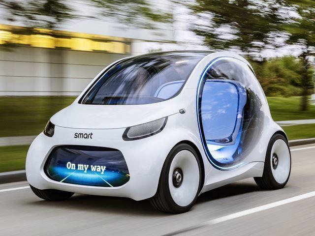 Smart Mercedes-Benz mobile