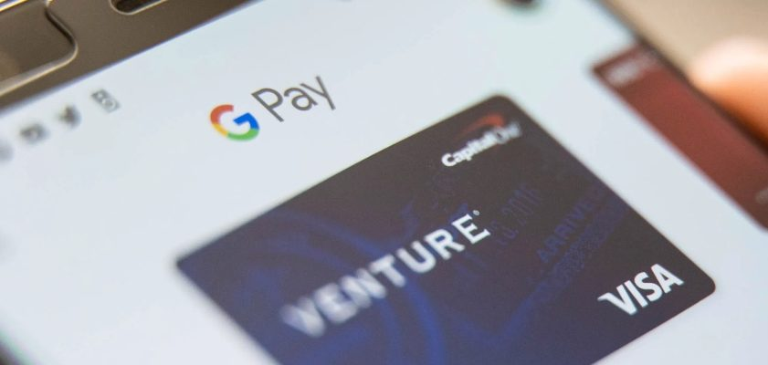Google Pay телефон андроид